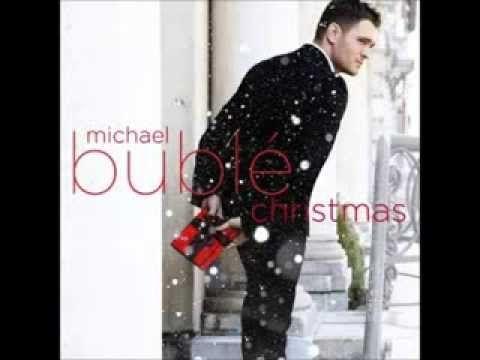 """Michael Buble - """"Christmas"""" (Full Album- 52:11) - a wonderful classic retro sound album ..."""