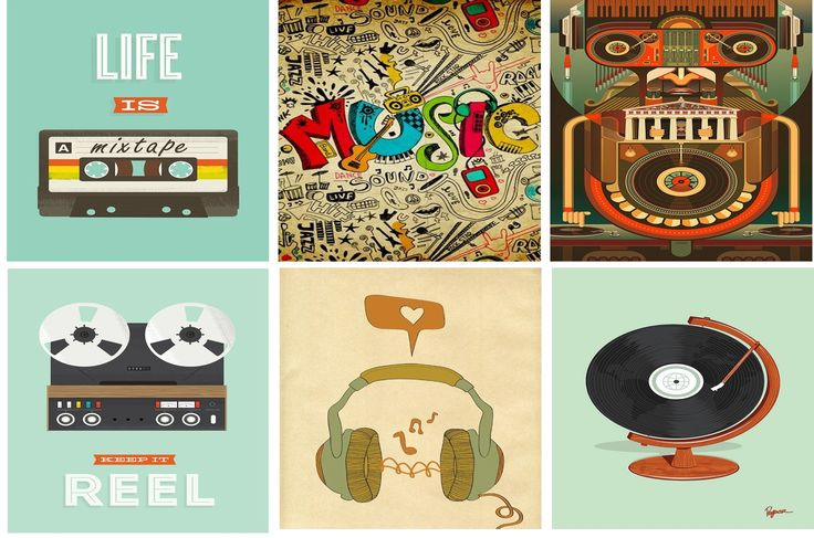 Atelier Caixa e Encaixa - Porta copos Music