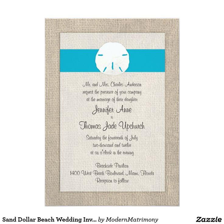 Greatest 880 best *Beach Wedding Invitations images on Pinterest | Beach  AL96