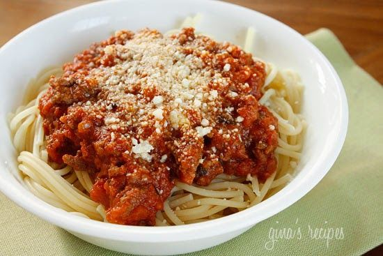 Bolognese Sauce | weight watchers and simply filling recipes | Pinte ...
