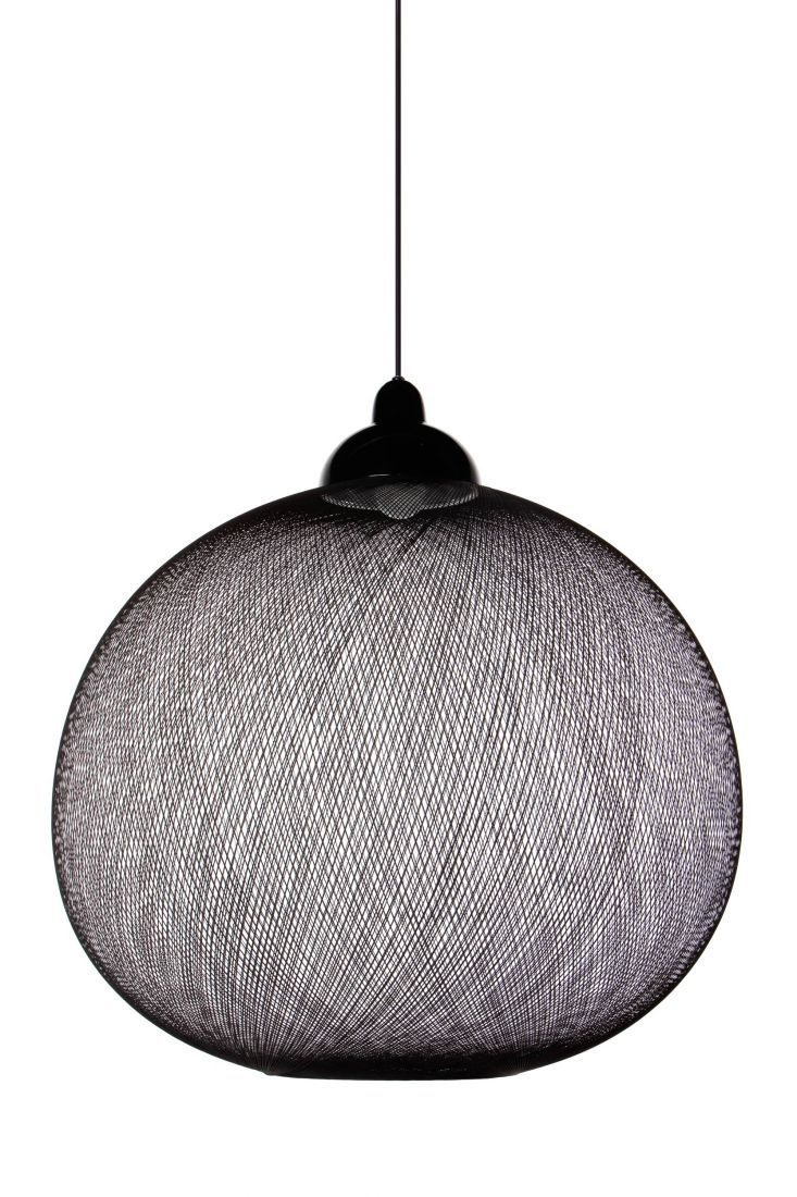 Moooi hang light pendant lamp by marcel wanders stardust - Moooi Non Random Suspension Lamp Old Ladies Call Them Neatly Coiled Balls Of Yarn Kids Talk About Soap Bubbles Hanging From Lightbulbs Some Say They Are