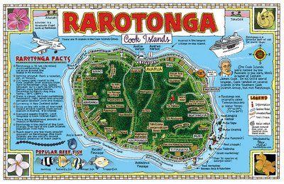 RAROTONGA, Cook Islands