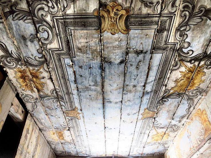 Gorzanów - pałac w Kotlinie Kłodzkiej