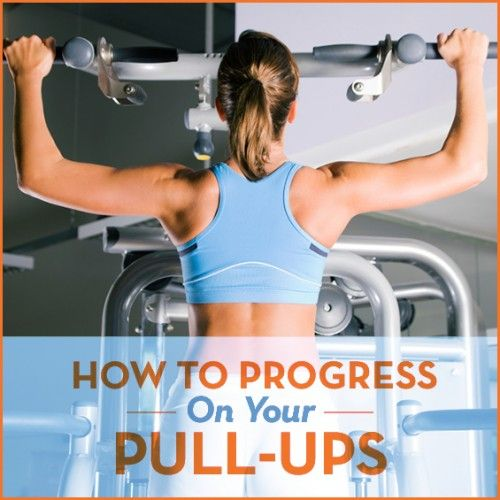 YES you can do pull-ups! Use these tips and soon you will be doing full-blown pull-ups. These exercises will get you there in no time!