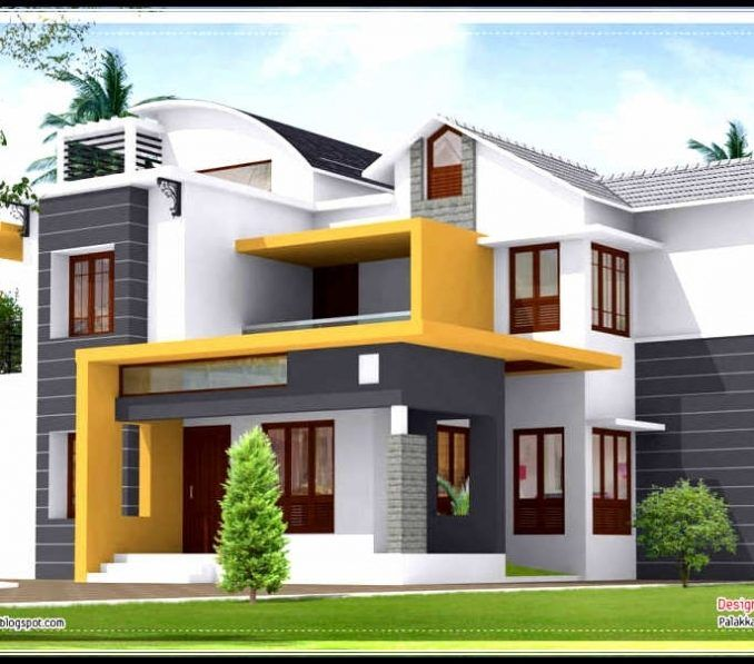 Home Exterior Paint Design Colors For
