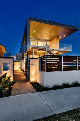 Living by the ocean comes with many advantages. Breathtaking views, cool ocean breezes, endless beach time, summer night BBQ's and plenty of sunshine. It's an attractive package for many homeowners - especially in Australia. But the salty sea air, harsh rains and winds and sand blasting the property's exterior can be detrimental to your home. #homeimprovement #coastalsuburbs #seasideliving #beachviews #fencing #gates