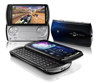 smartfon Sony Xperia Play