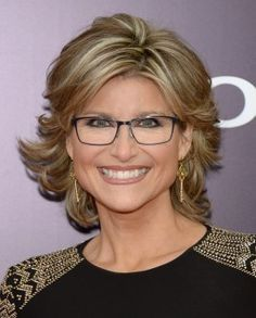 Hairstyles for Women above 50 with Fine Hair and Glasses ...