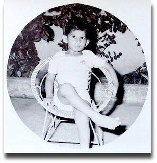 Childhood pic of Prabhas