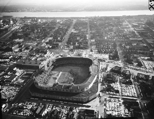 old images of historic dEtroit | Tiger Stadium
