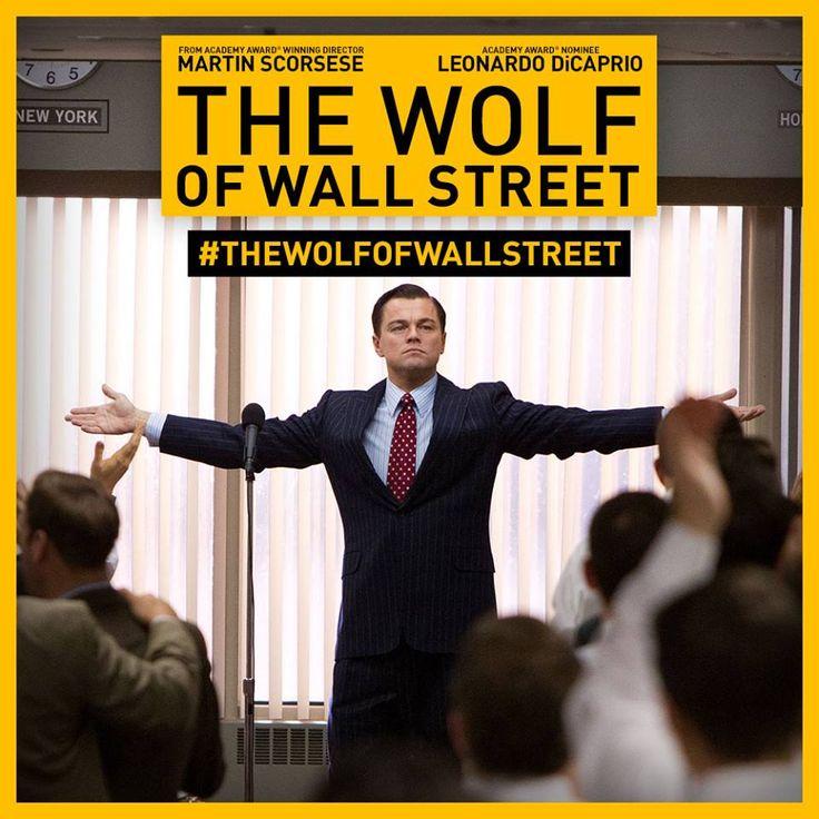 Se Di Caprio non ha vinto l' #Oscar con questo film non lo vince più! #WolfOfWallStreet