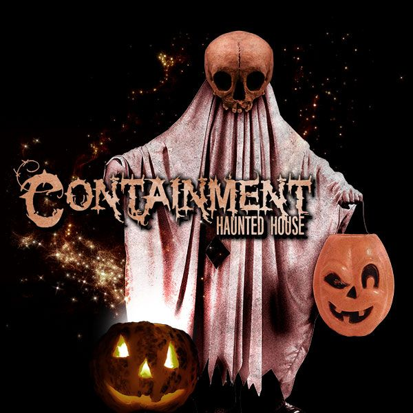 Containment Haunted House Is One Of Atlanta S Scariest Haunted Attractions Located Just Off I 20 At Thornton Rd On Haunted House Haunted Attractions Haunting