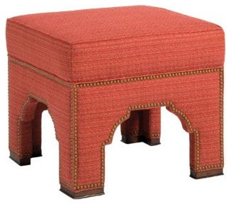 Evoke an exotic escape with furniture and accessories styled in the spirit of Morocco