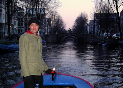 St. Nicolaas Boat Club Canal Cruise in Amsterdam info
