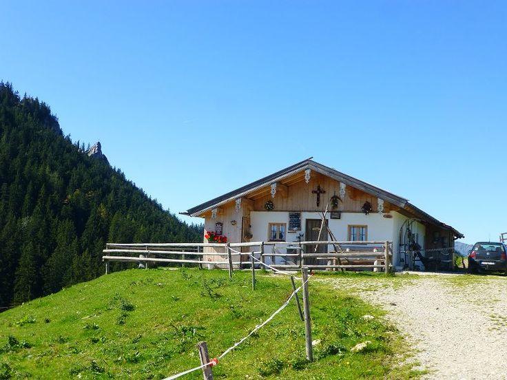 Jochberg- Almen, Unterwössen,
