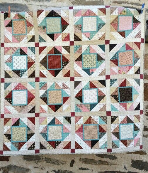Jenny's quilt