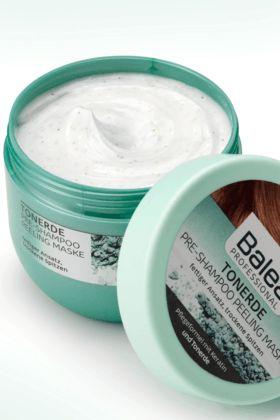 Professional Pre Shampoo Peeling Maske Tonerde