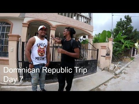 Dominican Republic Trip 2016 Day 7 Like, Share, Comment and Subscribe!  Follow me on   Twitter:  https://twitter.com/kordycuz  instagram: https://www.instagram.com/kordycuz_/  snapchat: @kordycuz  Like my face book page and google page!  https://www.facebook.com/kordyscornerfacebpage/  https://plus.google.com/+KordysCornerGpage  Hey Insiders! thanks for watching another day our trip to the Dominican. We don't have much time so we try and spend our last day with our Cousin. Enjoy