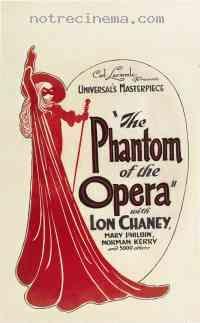 affiche  Le Fantôme de l'Opéra 227297