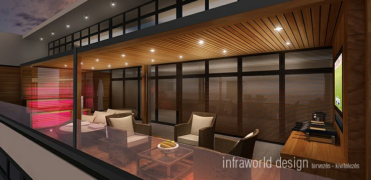 Wellness sauna terrace design and execution with expertise. Ask for our individual quote.
