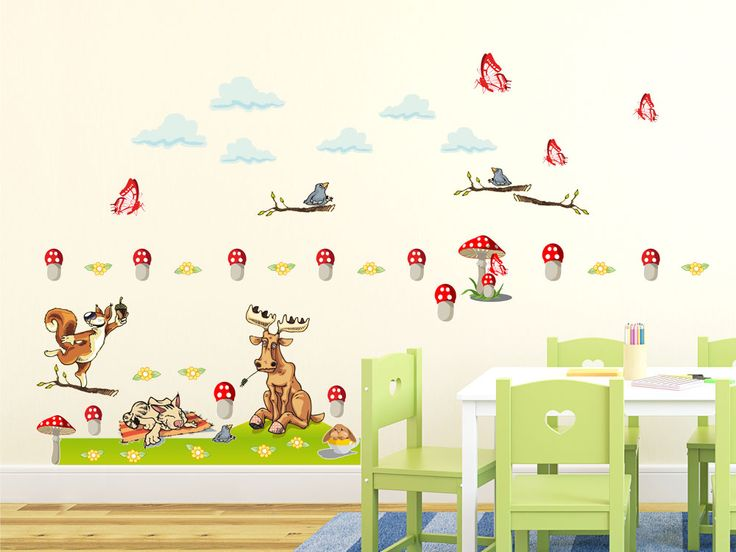 75 best Wanddeko für Kinderzimmer images on Pinterest Live - wandsticker kinderzimmer junge idea