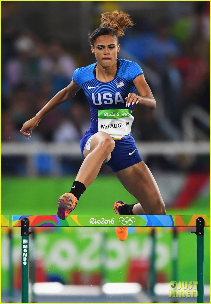 muslim female track stars 2016 | Track Star Sydney McLaughlin Qualifies for…