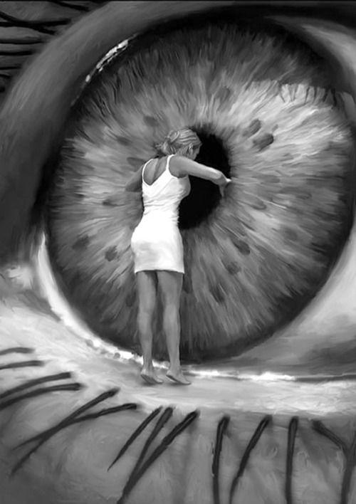 """Soul Searching"" MichaelO - Digital Artist"