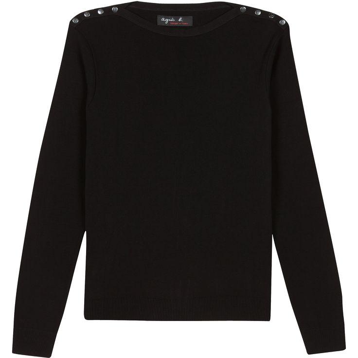 t-shirt barth noir