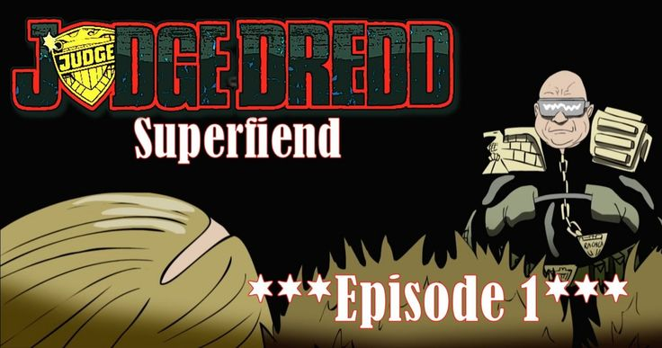 Entire 'Judge Dredd: Superfiend' Animated Series Now Online -- Producer Adi Shankar has debuted all six episodes of 'Judge Dredd: Superfiend', along with an introduction to this universe. -- http://www.movieweb.com/judge-dredd-superfiend-animated-series-episodes