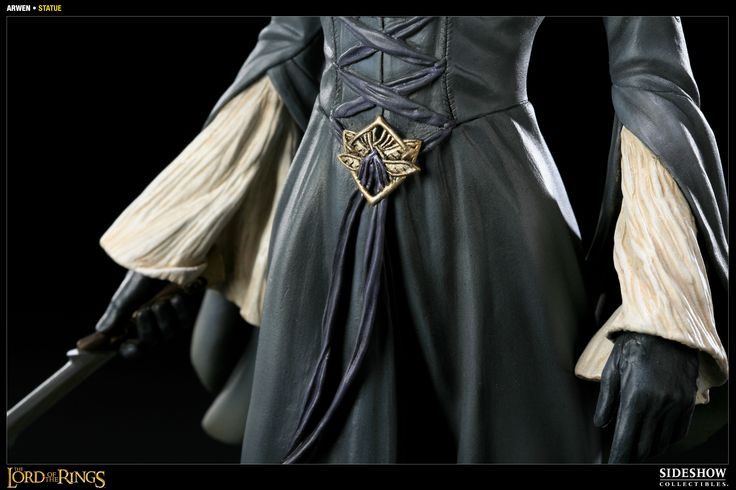 The Lord of the Rings. I loved Arwen's costume -- so beautiful.