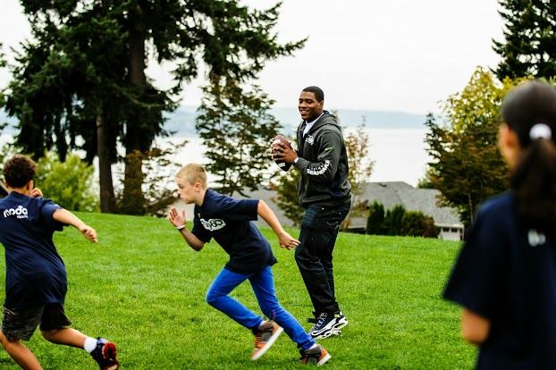 Play 60 Tuesday at Nautilus K-8 --- Enter your kid's King County school for a Play 60 Tuesday with the Seahawks! http://shwks.com/tuesday