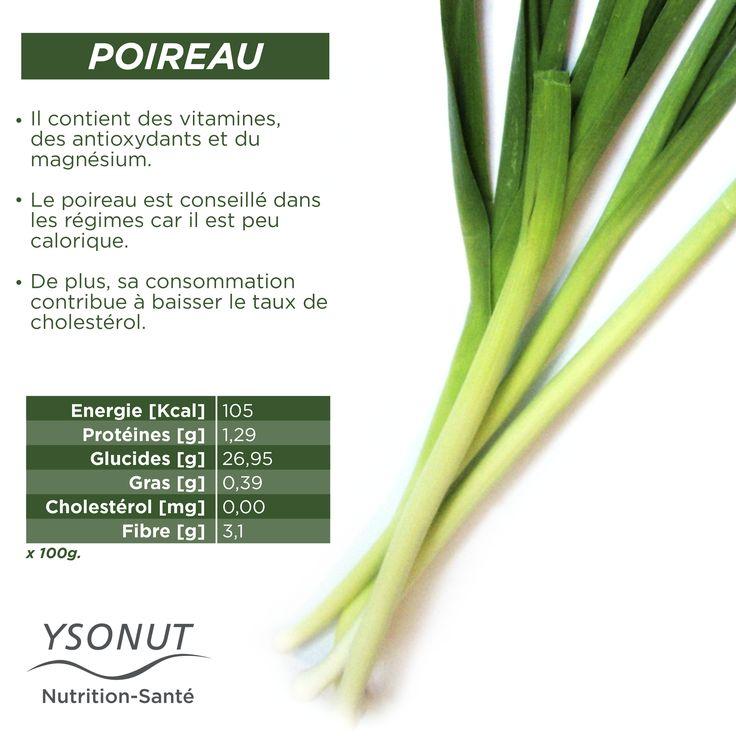 Essayez de inclure le #poireau dans vos repas et profitez de tous ses #bienfaits.