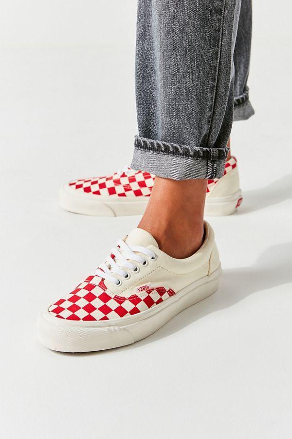 Vans Era Podium Checkerboard Sneaker