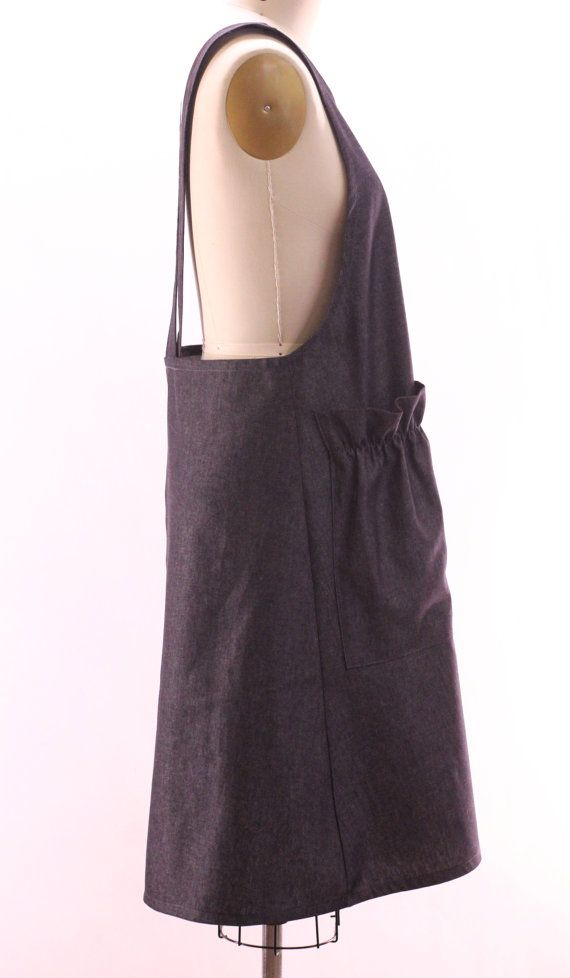 Made To Order Xs 5x The No Ties Apron Has Criss Cross Straps In The