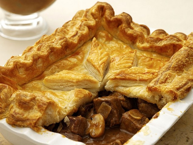 ... of iVillage: Slow Cook Recipes for a Lazy Sunday Steak and Ale Pie