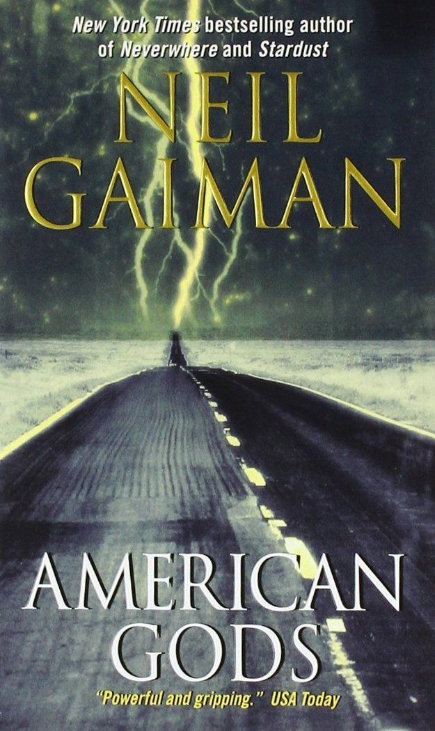 A gripping and original novel by Neil Gaiman that pits the old gods against the new