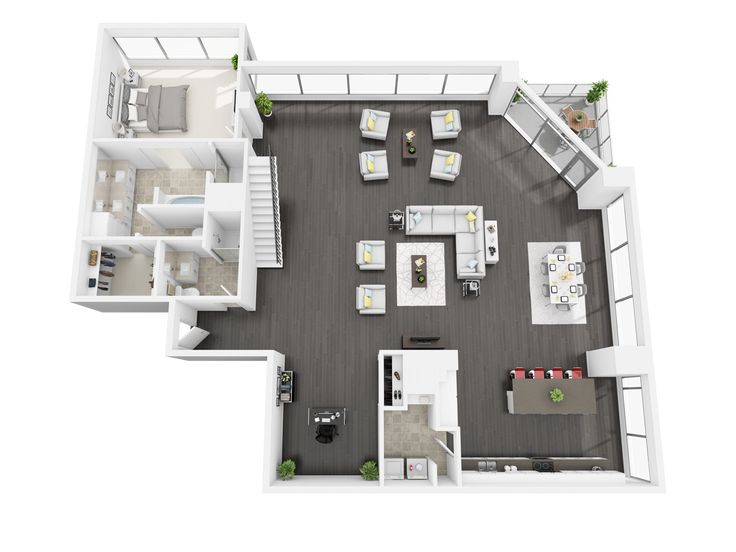 One and Two Bedroom Apts in Downtown Los Angeles, CA ...