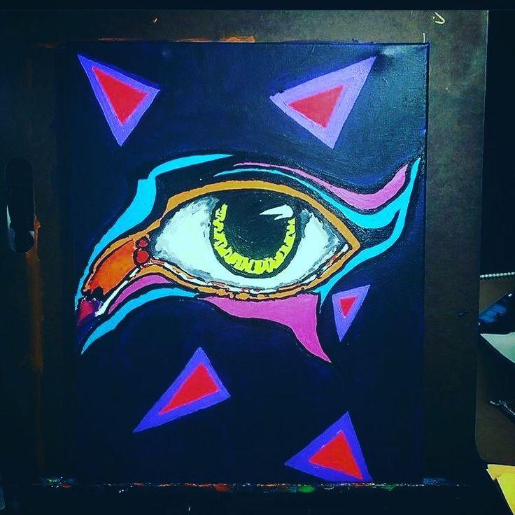 Emmanuelli👁 • • • • #artist #artistsoninstagram #artwork # ...