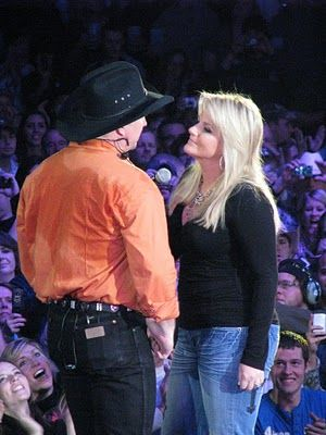 17 best images about garth brooks chris ledoux and for Garth brooks married to trisha yearwood