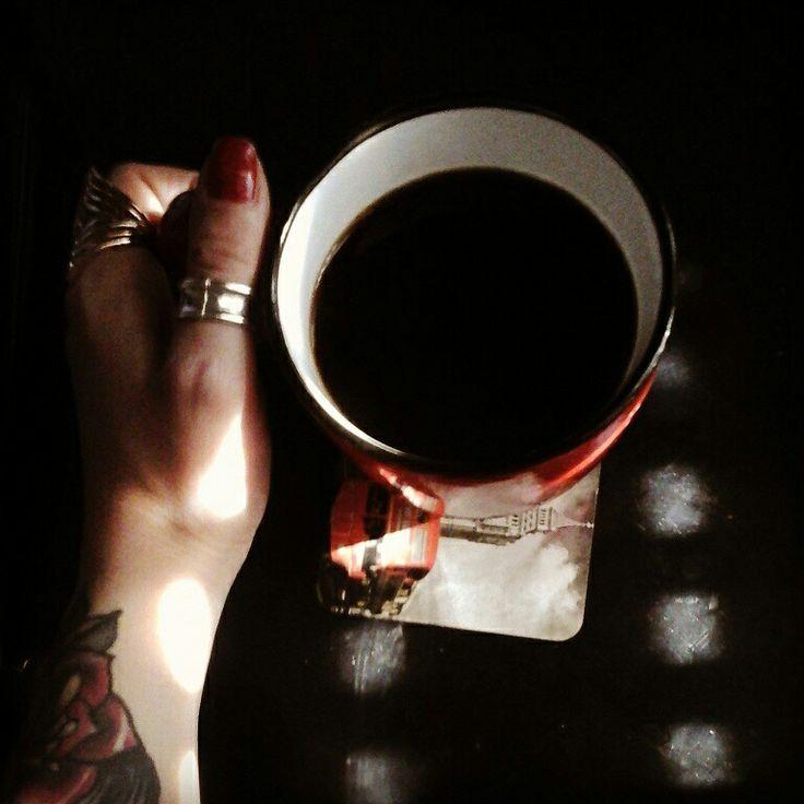 Red mug!