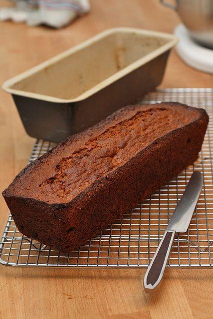 My favorite Persimmon Quickbread recipe - so simple, so good!