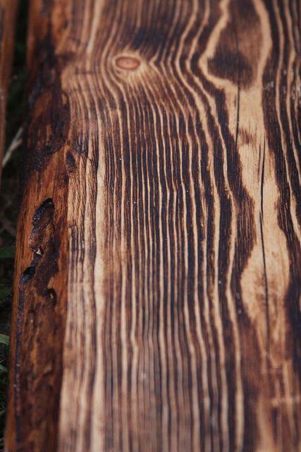 Мастер-класс - DIY. Состаривание дерева.