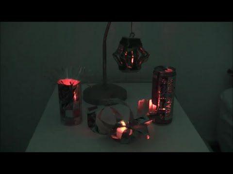 DIY Windlichter Teelichthalter aus Getränkedosen basteln Cola, Falken Bi...