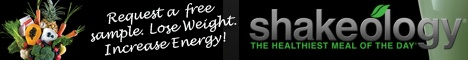Looking for a Deal? Free Shakeology sample or Discounted fitness/nutrition challenge packs!