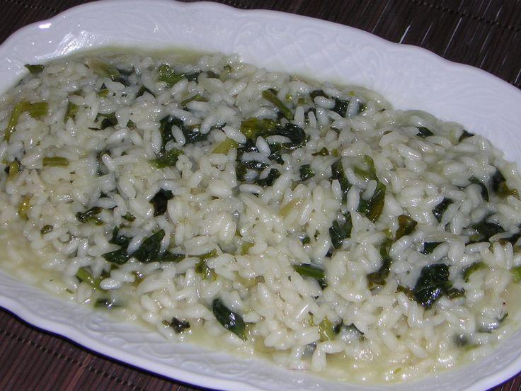 Risotto+con+spinaci