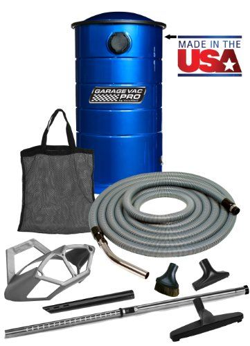 VacuMaid GV50BPRO Professional Wall Mounted Utility and Garage Vacuum with 50 ft Hose and Tools. For product info go to:  https://www.caraccessoriesonlinemarket.com/vacumaid-gv50bpro-professional-wall-mounted-utility-and-garage-vacuum-with-50-ft-hose-and-tools/