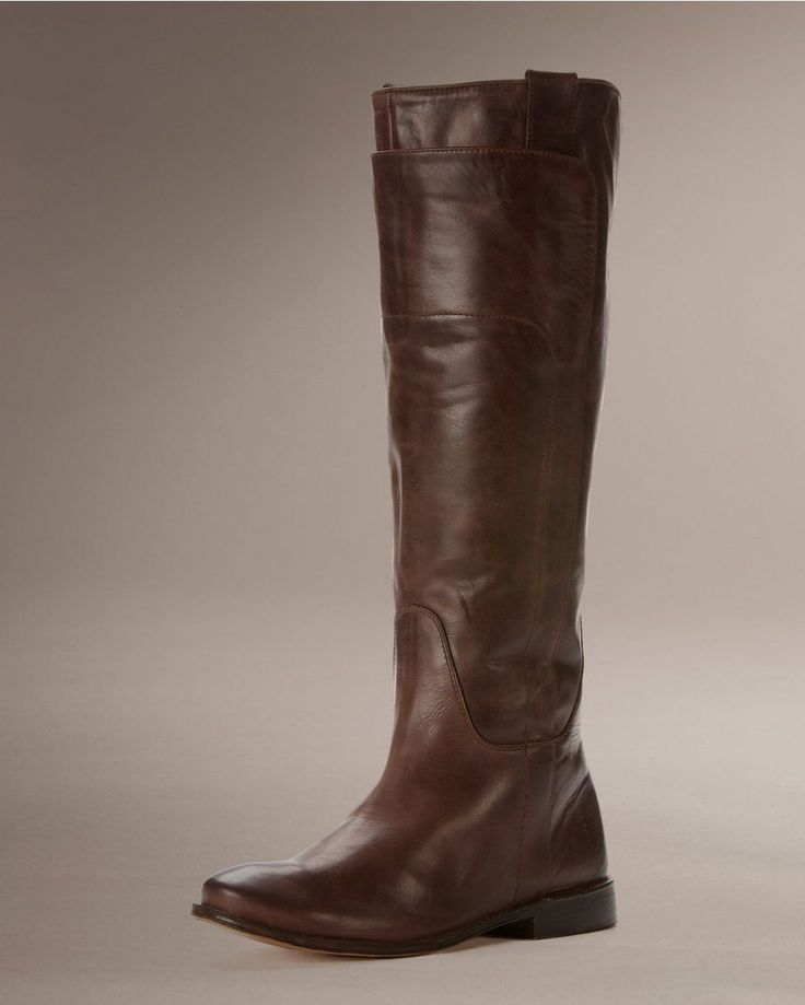 Gosh, I want these boots!  Frye Women's Paige Tall Riding Boot - Dark Brown
