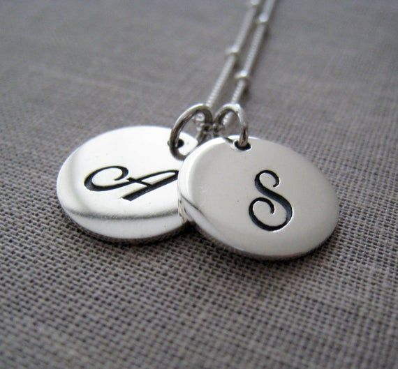"16/""+2/"" Extender /'Love/' Script Necklace in Sterling Silver"