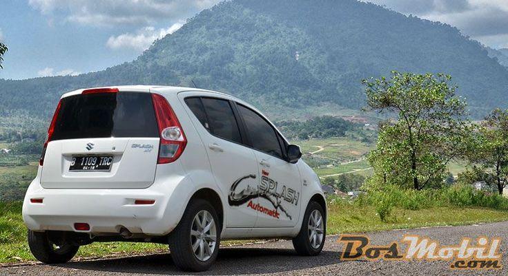 New Suzuki Splash Automatic Si Mobil Mungil Serba Bisa #info #BosMobil
