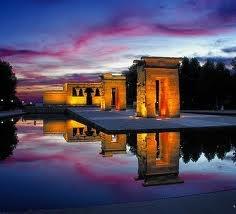 Templo Debod - Madrid